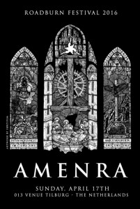 Amenra_Roadburn Poster