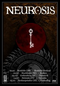 Neurosis_Summer Tour 2017_Online Flyer